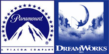 Dreamworks and Paramount