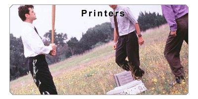 Office Space Printer