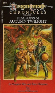 Dragon Lance Chronicles Volume 1: Dragons of Autumn Twilight 1984