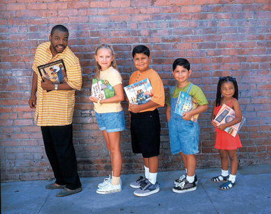 Reading Rainbow Levar Burton