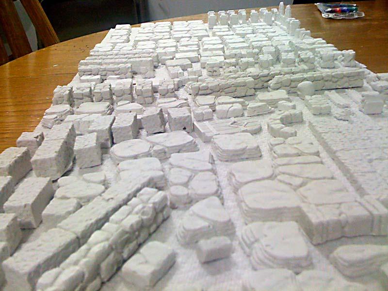 hirst arts castlemolds for dungeons  u0026 dragons