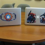 Optimus Prime Megatron and Autobot Matrix of Leadership