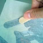 Megatron Vinyl Sticker