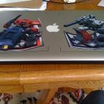 Optimus Prime and Megatron