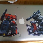 Macbook Pro Transformers