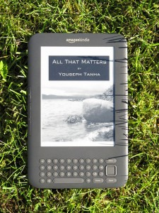 All That Matters Kindle Cover