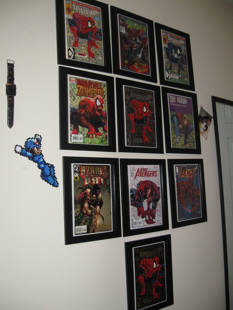 comic book frames
