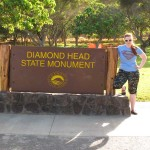 Diamond Head Volcano
