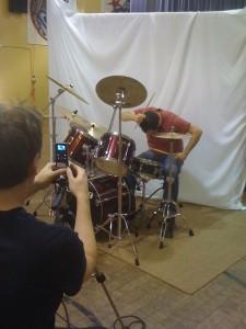 Youseph Drumming Music Video
