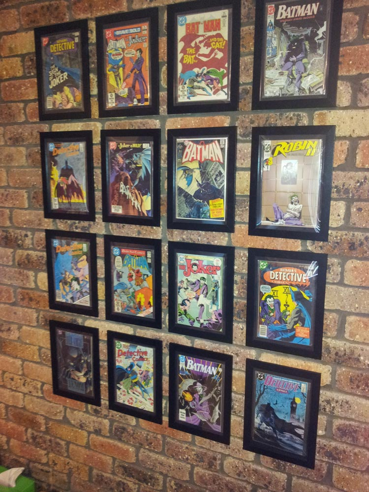 Comics Framed In Australia Yoshicast