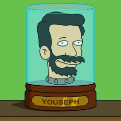 Youseph's Head In a Jar