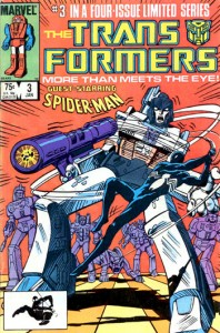 Transformers Issue 3