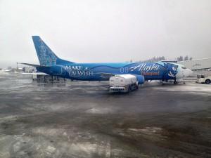 Disney Plane. Aladdin's Genie