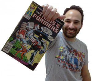 Youseph Transformers Issue 7