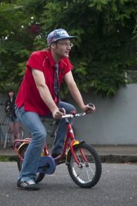 darwin bike