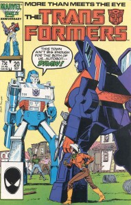 Transformers-issue-20-cover