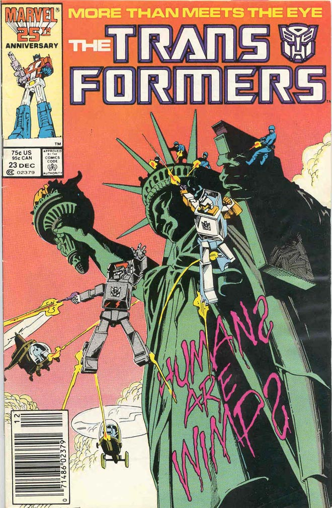 Transformers-issue-23-cover