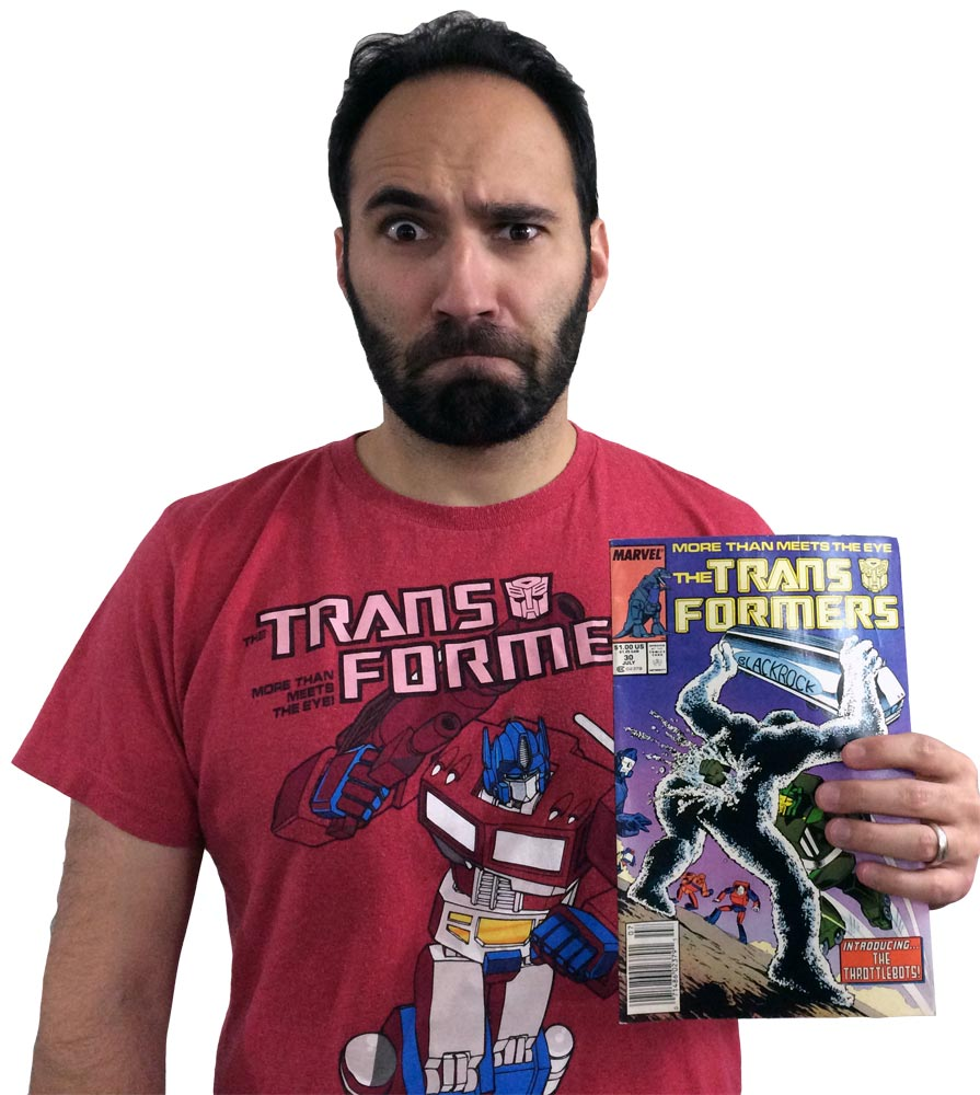 Transformers-issue-30-Youseph