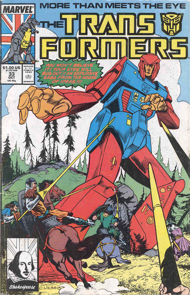 Transformers-issue-33-cover
