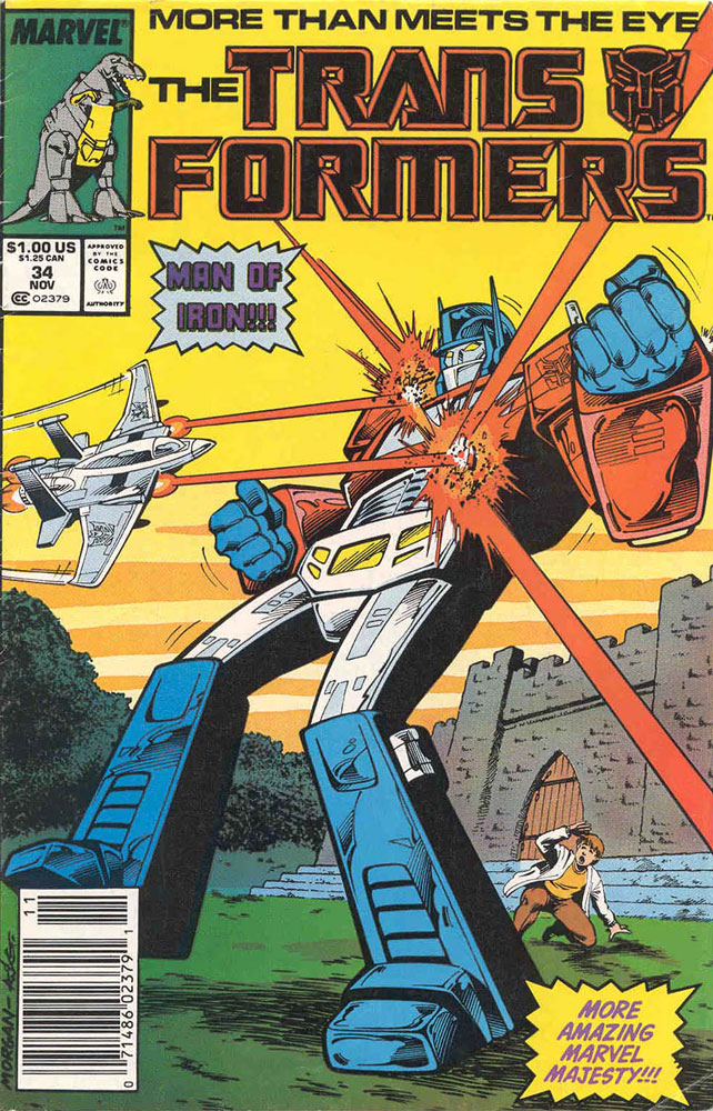 Transformers-issue-34-cover