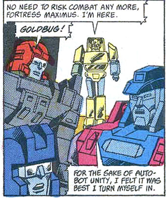 Transformers-issue-41-Goldbug