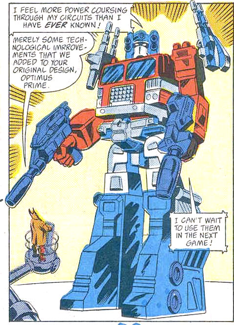 Transformers-issue-42-powermaster