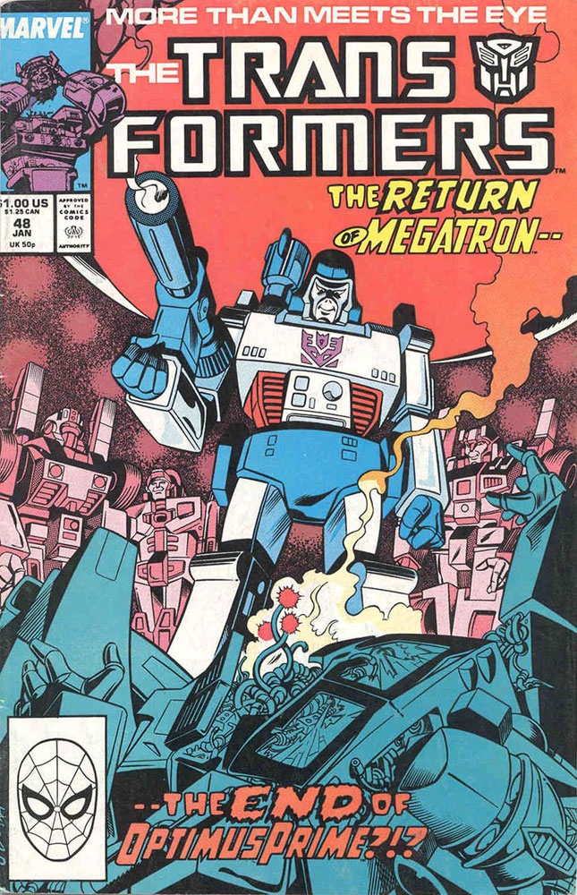 Transformers-issue-48-cover