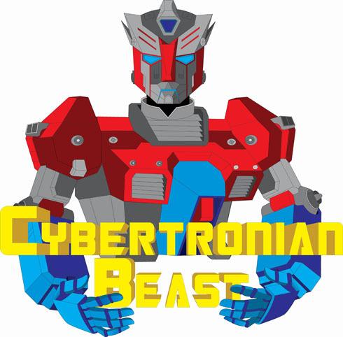 cybertronian beast