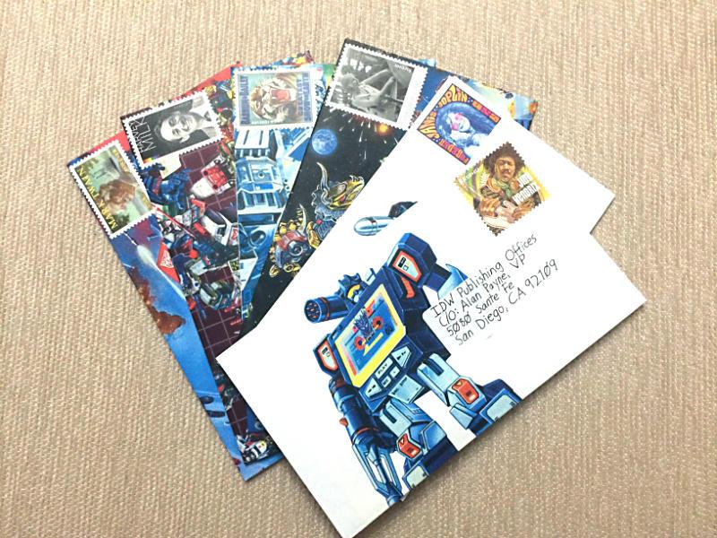 G1 Envelopes