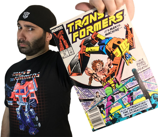 Transformers Review Issue 55: The Interplanetary Wrestling Championship!