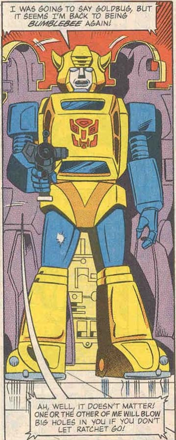 Transformers_issue59_Bumblebee