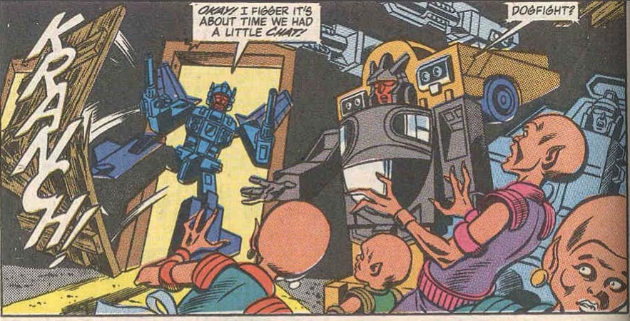 Transformers_issue63_Dogfight