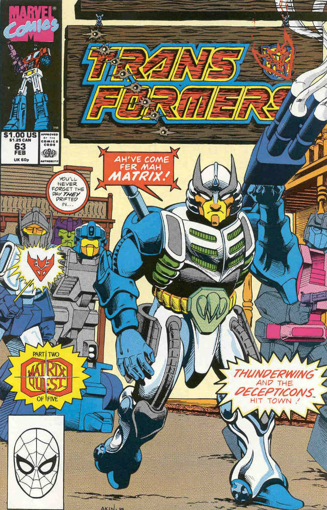 Transformers_issue63_cover