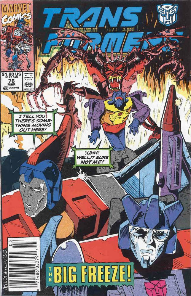 Transformers_issue76_cover