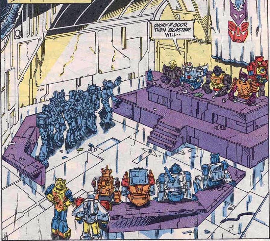 Transformers_issue77_Blaster