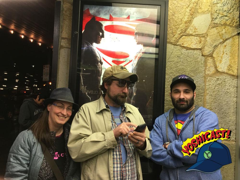 YOSHICAST #006: Batman V Superman Review
