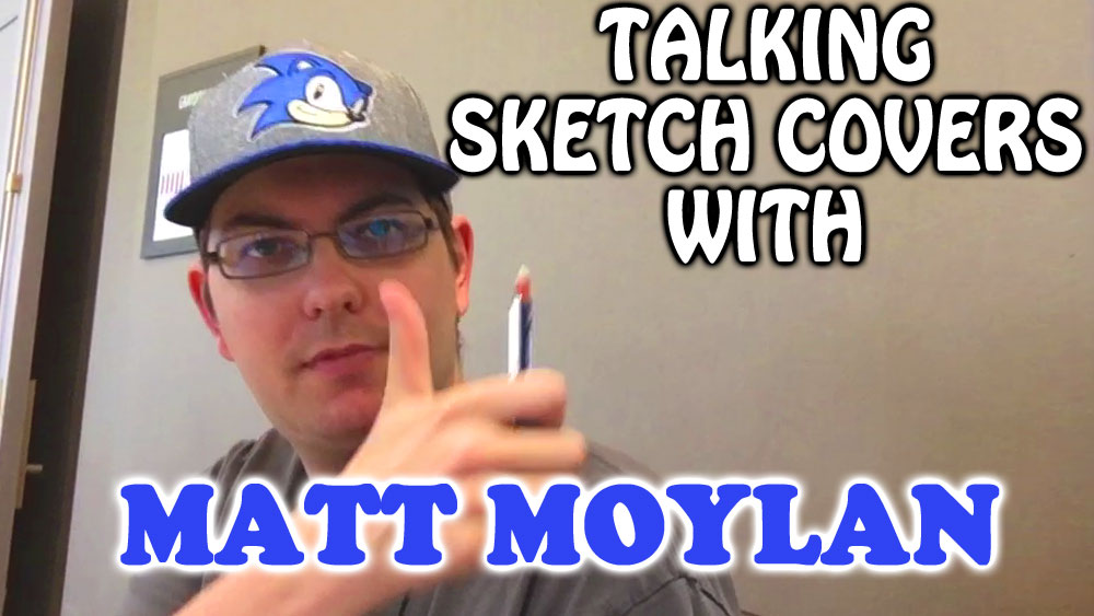 YOSHICAST #012 – Talking Sketch Covers With Matt Moylan